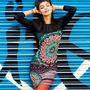 Take a look at the Desigual | Women event on #zulily today!