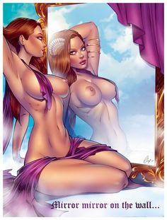 Goddess Aphrodite by Elias-Chatzoudis.deviantart.com