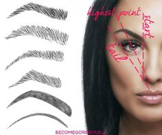 How to Achieve the Perfect Eyebrows | Her Campus