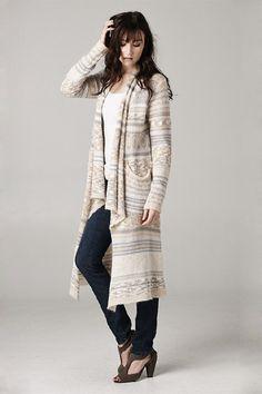 Dakota Sweater in Mocha on Emma Stine Limited