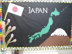 Japan theme by Mr. Tangeman and Mr. Balbo