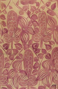 The Collected Works — Raoul Dufy pattern design Motifs Textiles, Textile Patterns, Textile Prints, Print Patterns, Floral Patterns, Design Textile, Fabric Design, Pattern Design, Design Color