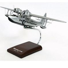 S-43 Pan American Commercial Aircraft Model