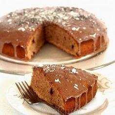 Vegan Chocolate Chip Coffee Cake