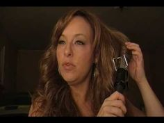 How to CURL your NON HEAT RESISTANT synthetic wig or extensions with a CURLING IRON!