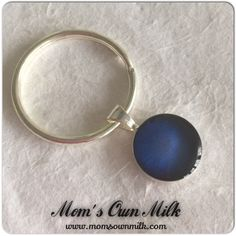 Keyring prices start from as little as £ 22.50. The Keyring design will change in the future.   Visit the ONLINE STORE and navigate to the KEYRING page to place your order.   www.momsownmilk.com/products @momsownmilk #momsownmilk  #breastmilkjewellery