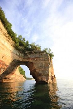 Michigan's Upper Peninsula boasts shoreline on three of the five Great Lakes (Lake Huron, Lake Michigan and Lake Superior), plus dense forests and even a small mountain range (the Porcupine Mountains). These beautiful landscapes draw visitors here for ample kayaking, canoeing, mountain biking and hiking opportunities. Short on time? Here's a two-day getaway.