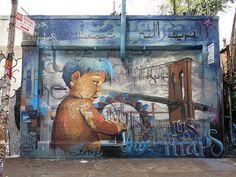 5 Pointz Mural - El Niño De Las Pinturas by El Niño