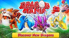 Dragon Mania Mod Apk [Unlimited Money,Offline] For Android Dragon Ml, New Dragon, Tiny Dragon, Latest Android, Android Apps, Ultimate Dragon, Offline Games, Dragon Games, Free Gems