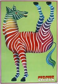 modern circus posters - Google Search