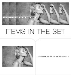 """I'm so sorry"" by xminaj ❤ liked on Polyvore featuring art"
