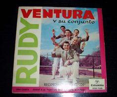 RUDY VENTURA..recordant..la moños..  single de Rudy Ventura y su conjunto      Columbia  año 1 ..  http://barcelona-city.evisos.es/rudy-venturarecordantla-monos-id-613051