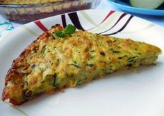 Czech Recipes, Quiche, Zucchini, Pizza, Food And Drink, Low Carb, Meals, Vegan, Vegetables