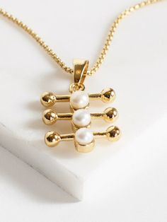 ARO - Gillian Steinhardt Totem Necklace