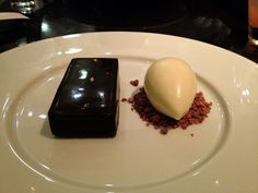 The Chocolate Bar at Heston Blumenthal's Dinner photo by Feline DaCat