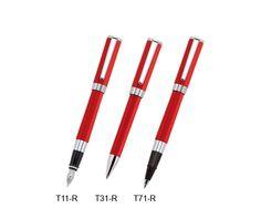 TU red - chrome trims