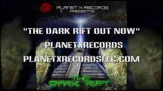 The Dark Rift Album Trailer / Mear One Interview with Planet X Radio Internet Radio, The Darkest, Planets, Interview, Album, Card Book