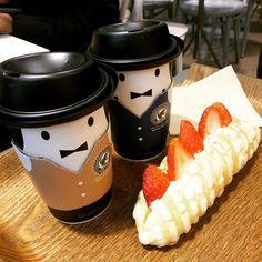 韓國特色咖啡外帶杯