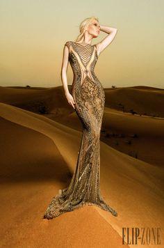 Dany Tabet Printemps-été 2015 - Haute couture - http://fr.flip-zone.com/fashion/couture-1/independant-designers/dany-tabet-5284