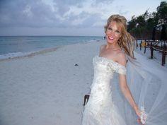 Memories on the beach!