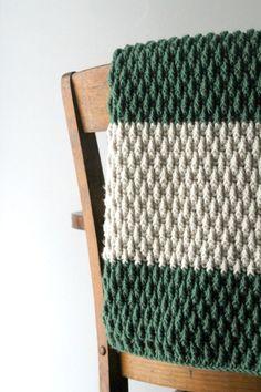 Gehaakte deken met videotutorial. blijmaakzooi.blogspot.nl