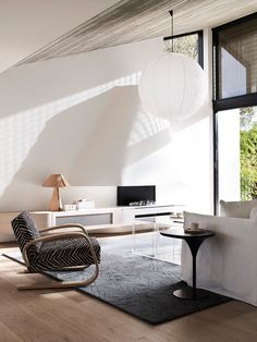 The Triplex Apartments by Luigi Rosselli Architects - Design Milk