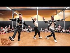 Turn Up The Music - Chris Brown / Camillo L. & Robert L. Choreography / URBAN DANCE CAMP - YouTube