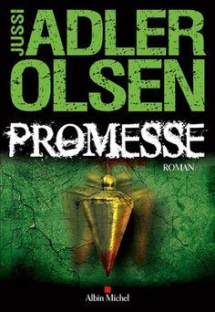 Couverture de l'ouvrage : Promesse de Jussi Adler-Olsen