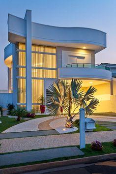 Projeto de casa grande