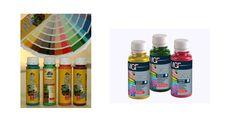 Колеровка красок и декоративных штукатурок в Донецке - рекомендую, 100% попадание в цвет!