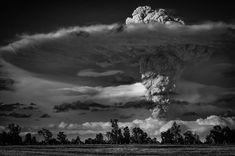 Les Panaches volcaniques foudroyants de Francisco Negroni (4)