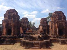 Temple Burirum Thailand