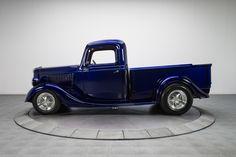 1936 Ford 1/2 Ton Pickup Blue