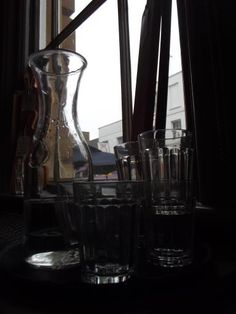 A picture prompt for the WoPo poem a day writing challenge - picture taken by Sarah Snell-Pym during the Cheltenham Poetry Festival Picture Prompt, Poem A Day, Writing Challenge, Wine Decanter, Barware, Poems, Inspired, Glass, Drinkware