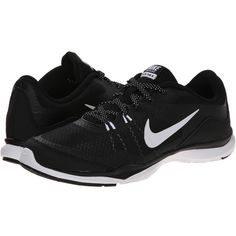 buy popular 050ac 6599e Nike Flex Trainer 5 Women s Cross Training Shoes ( 70) ❤ liked on Polyvore  featuring