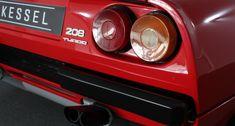1985 Ferrari 208 - GTB - Turbo