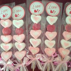 #brochetas #heart  #labels