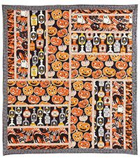 Spooktacular Quilt Kit from QuiltandSewShop.com