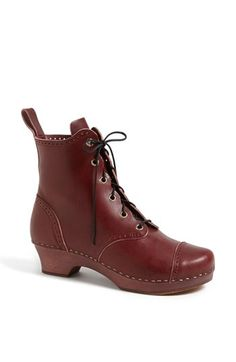 Swedish Hasbeens 'Grandma Debutant' Bootie available at #Nordstrom