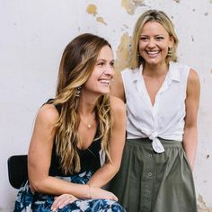 Walter G is an Australian-owned boutique textile house founded in 2012 by best friends - Lauren Emerson and Genevieve Hewson. Hand Printed Fabric, Printing On Fabric, Two Best Friends, Home Textile, Boutique, Lifestyle, Inspiration, Usa, Fashion
