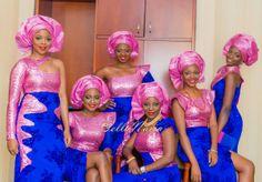 Eniola Kila & Abiodun Doherty   Abuja Nigerian Yoruba Wedding   George Okoro   BellaNaija 012
