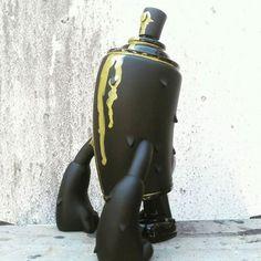 """Modern Primate"" by Abell Octovan Vinyl Toys, Vinyl Art, 3d Character, Character Concept, Vinyl Figures, Action Figures, Found Object Art, Anime Poses, 3d Artwork"