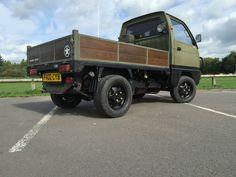 1988 Bedford rascal/suzuki super carry 67k new mot, PART EXCHANGE CONSIDERED???