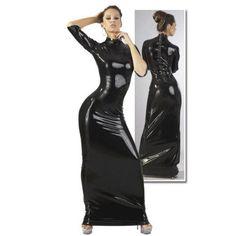 Latex Dress