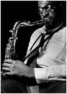 Yusef Lateef during Grant Green's Grantstand session, Englewood Cliffs NJ, August 1 1961 Photo Francis Wolff
