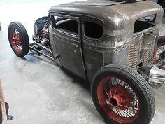 Channeling a Hot Rod | 1930 Model A Rat Rod Hot Rod -