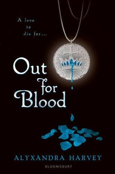 Out for Blood (The Drake Chronicles) by Alyxandra Harvey, http://www.amazon.co.uk/dp/1408807068/ref=cm_sw_r_pi_dp_xp3Zqb1BSPS6Z