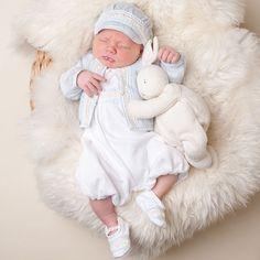 Newborn Boy Christening
