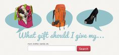 Crowdsourced gift ideas