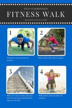 Fitness Walk Workout
